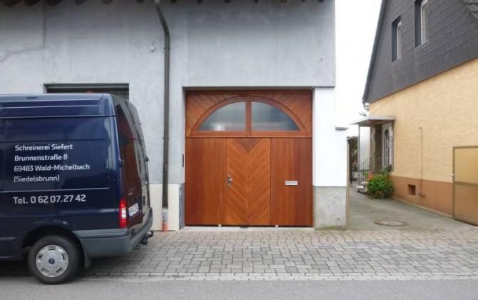 Hoftore aus Holz - Hoftore, Holztore und Einfahrten nach Maß in der Rhein-Main-Neckar-Region